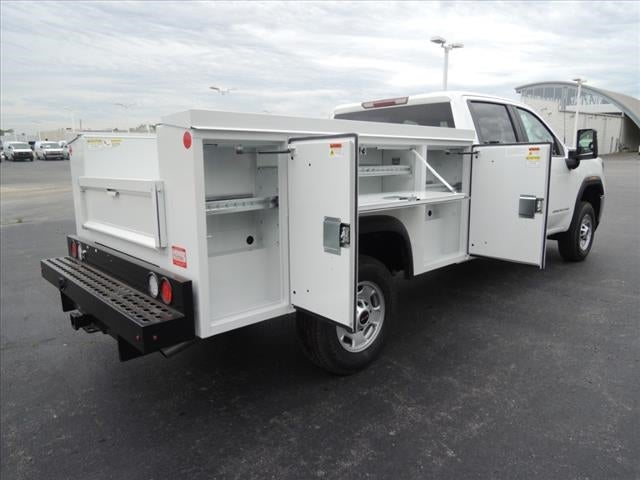 2020 GMC Sierra 2500 Crew Cab 4x2, Monroe MSS II Service Body #LT551 - photo 11