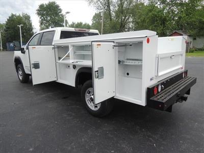 2020 GMC Sierra 2500 Crew Cab 4x2, Monroe MSS II Service Body #LT551 - photo 12