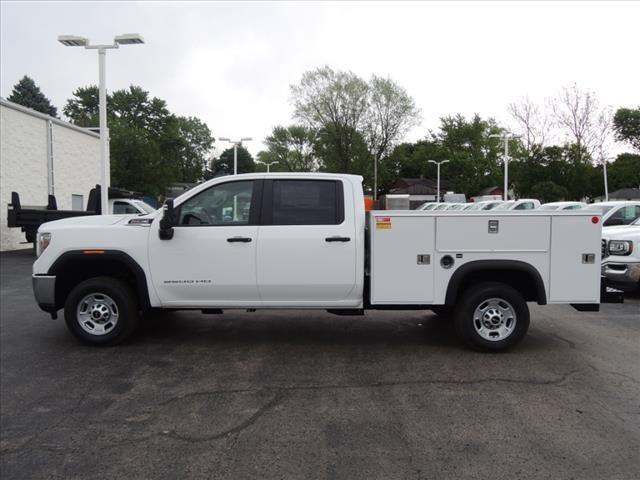2020 GMC Sierra 2500 Crew Cab 4x2, Monroe MSS II Service Body #LT552 - photo 5
