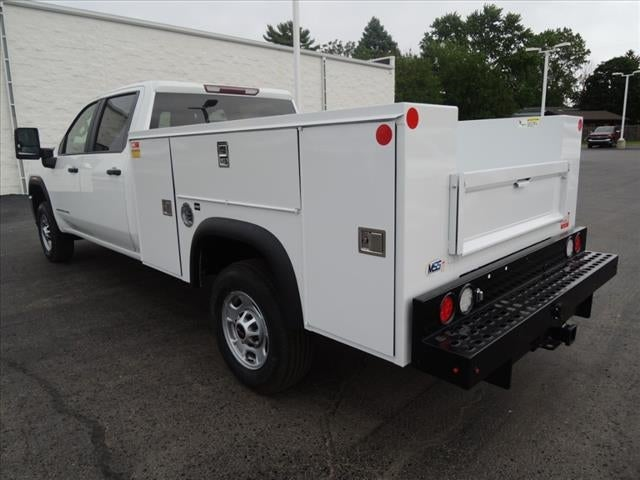 2020 GMC Sierra 2500 Crew Cab 4x2, Monroe MSS II Service Body #LT552 - photo 6
