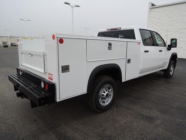 2020 GMC Sierra 2500 Crew Cab 4x2, Monroe Service Body #LT552 - photo 1