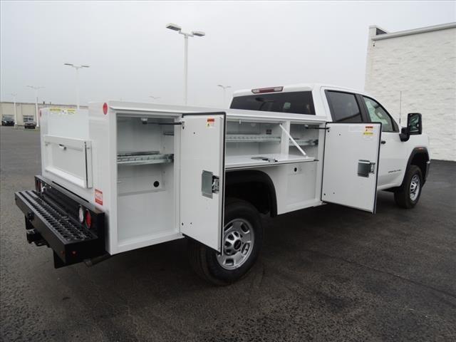 2020 GMC Sierra 2500 Crew Cab 4x2, Monroe MSS II Service Body #LT552 - photo 11