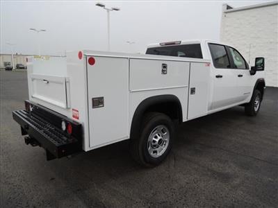2020 GMC Sierra 2500 Crew Cab 4x2, Monroe MSS II Service Body #LT552 - photo 2