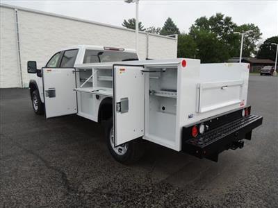2020 GMC Sierra 2500 Crew Cab 4x2, Monroe MSS II Service Body #LT552 - photo 12