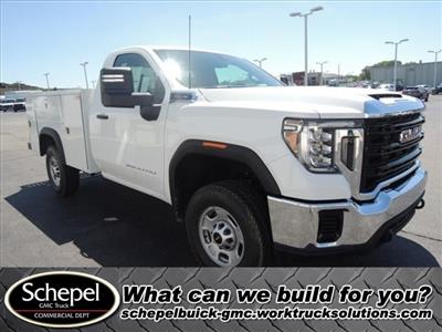2020 GMC Sierra 2500 Regular Cab 4x2, Monroe MSS II Service Body #LT630 - photo 1