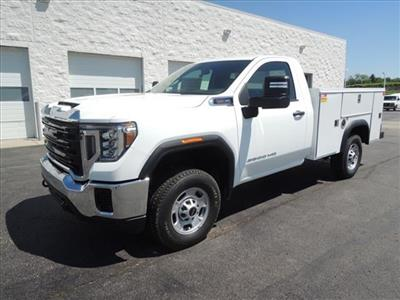 2020 GMC Sierra 2500 Regular Cab 4x2, Monroe MSS II Service Body #LT630 - photo 4