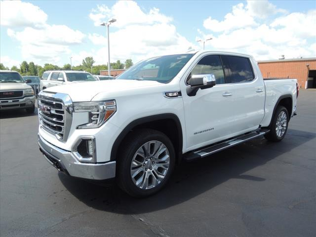 2020 GMC Sierra 1500 Crew Cab 4x4, Pickup #LT658 - photo 4