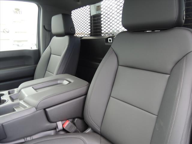 2020 GMC Sierra 3500 Regular Cab RWD, Monroe Work-A-Hauler II Platform Body #LT701 - photo 15