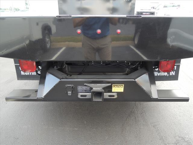 2020 GMC Sierra 3500 Regular Cab RWD, Monroe Work-A-Hauler II Platform Body #LT701 - photo 7