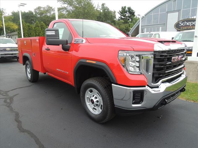 2020 GMC Sierra 2500 Regular Cab RWD, Monroe MSS II Service Body #LT820 - photo 1