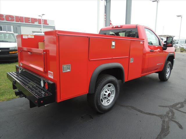2020 GMC Sierra 2500 Regular Cab RWD, Monroe MSS II Service Body #LT820 - photo 2