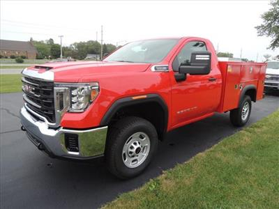 2020 GMC Sierra 2500 Regular Cab RWD, Monroe MSS II Service Body #LT820 - photo 4