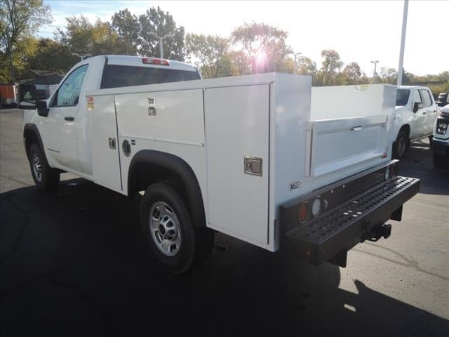 2020 GMC Sierra 2500 Regular Cab 4x2, Monroe MSS II Service Body #LT830 - photo 6