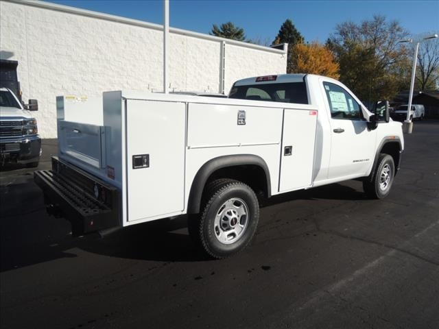 2020 GMC Sierra 2500 Regular Cab 4x2, Monroe Service Body #LT830 - photo 1