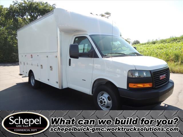 2020 GMC Savana 3500 RWD, Supreme Service Utility Van #LT832 - photo 1