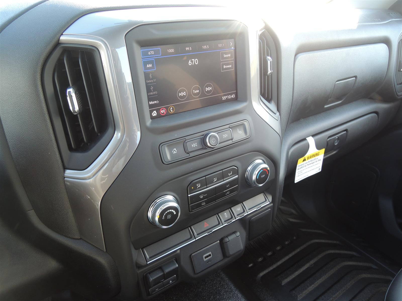 2020 GMC Sierra 2500 Regular Cab 4x2, Monroe MSS II Service Body #LT852 - photo 20