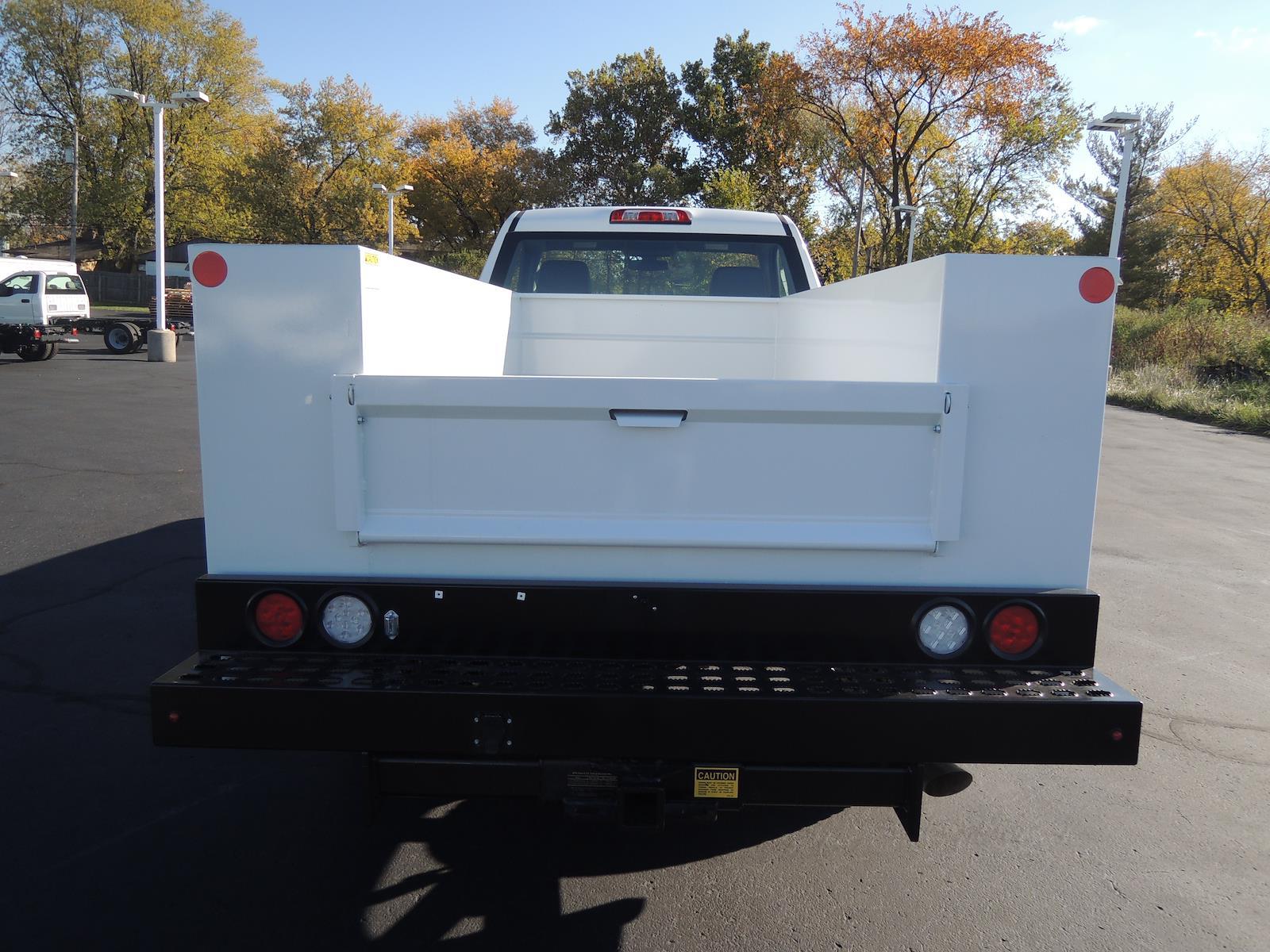 2020 GMC Sierra 2500 Regular Cab 4x2, Monroe MSS II Service Body #LT852 - photo 6