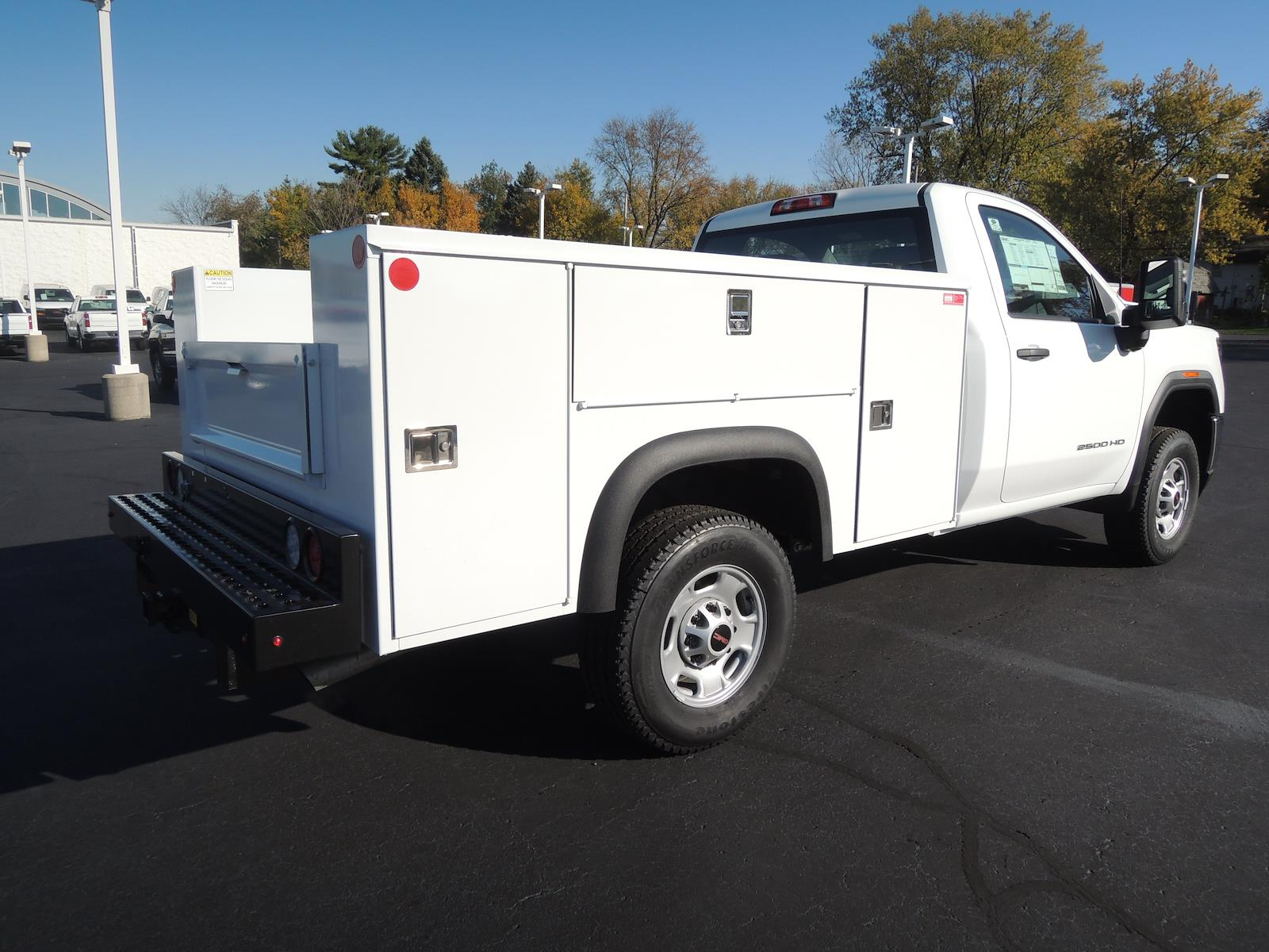 2020 GMC Sierra 2500 Regular Cab 4x2, Monroe Service Body #LT852 - photo 1