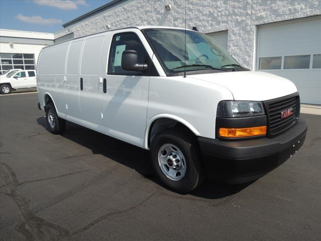 2020 GMC Savana 2500 RWD, Empty Cargo Van #LT8X111 - photo 1