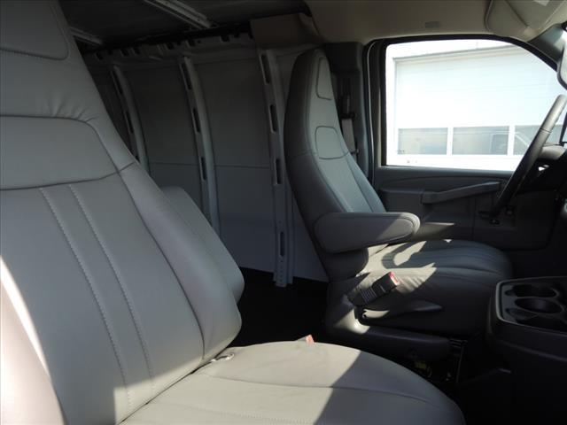 2020 GMC Savana 2500 RWD, Empty Cargo Van #LT8X111 - photo 16