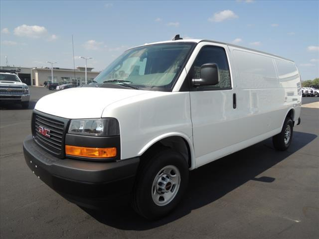 2020 GMC Savana 2500 RWD, Empty Cargo Van #LT8X111 - photo 4