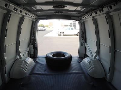 2020 GMC Savana 2500 RWD, Empty Cargo Van #LT8X111 - photo 10