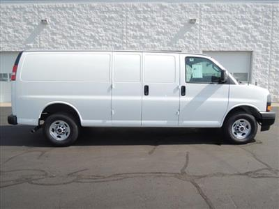 2020 GMC Savana 2500 RWD, Empty Cargo Van #LT8X111 - photo 12