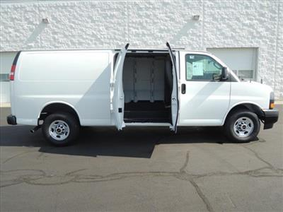 2020 GMC Savana 2500 RWD, Empty Cargo Van #LT8X111 - photo 14