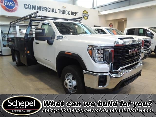 2020 GMC Sierra 3500 Regular Cab 4x4, Freedom ProContractor Body #LT9X143 - photo 1
