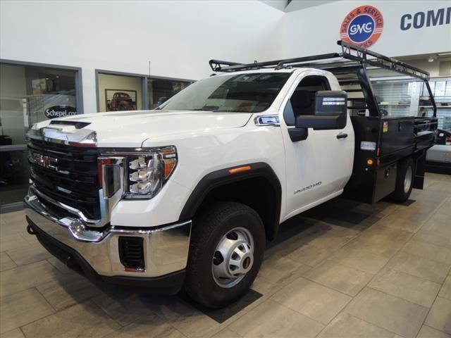 2020 GMC Sierra 3500 Regular Cab 4x4, Freedom ProContractor Body #LT9X143 - photo 4