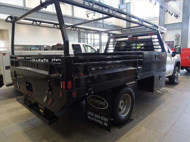 2020 GMC Sierra 3500 Regular Cab 4x4, Freedom Contractor Body #LT9X143 - photo 1