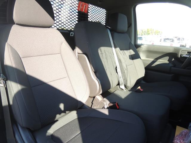 2020 GMC Sierra 3500 Regular Cab RWD, Monroe Work-A-Hauler II Platform Body #LT9X144 - photo 14