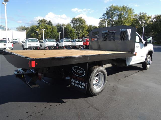 2020 GMC Sierra 3500 Regular Cab RWD, Monroe Platform Body #LT9X144 - photo 1