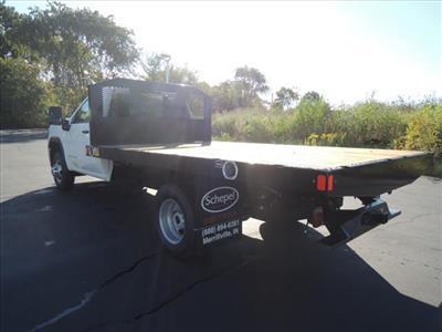 2020 GMC Sierra 3500 Regular Cab RWD, Monroe Work-A-Hauler II Platform Body #LT9X144 - photo 6