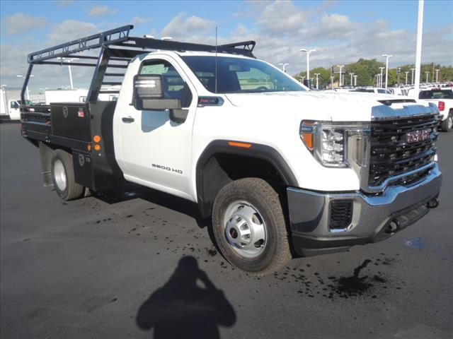 2020 GMC Sierra 3500 Regular Cab 4x4, Freedom Contractor Body #LT9X148 - photo 1