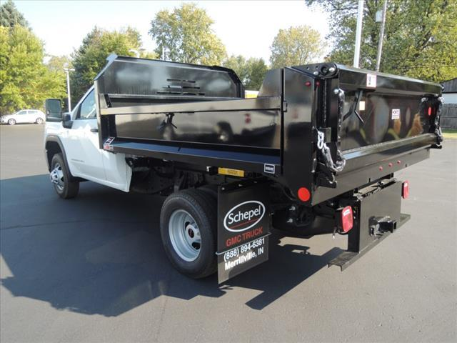 2020 GMC Sierra 3500 Regular Cab 4x4, Monroe Dump Body #LTT10X17 - photo 1
