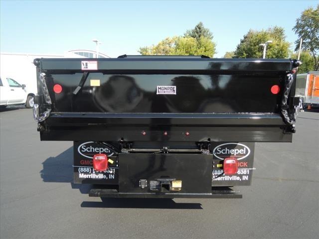 2020 GMC Sierra 3500 Regular Cab 4x4, Monroe MTE-Zee Dump Body #LTT10X17 - photo 7