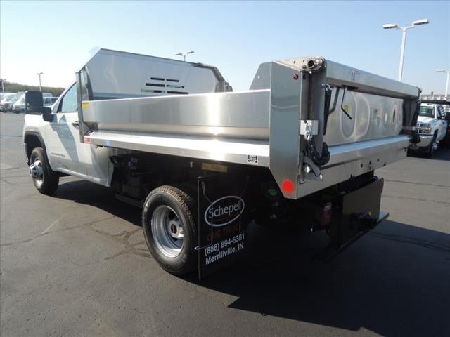2020 GMC Sierra 3500 Regular Cab 4x4, Monroe Dump Body #LTT10X22 - photo 1