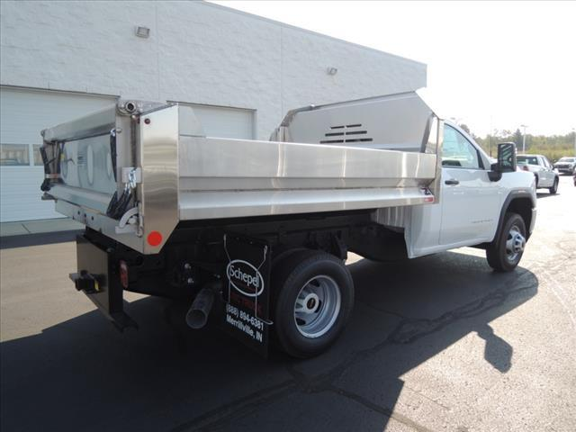 2020 GMC Sierra 3500 Regular Cab 4x4, Monroe MTE-Zee SST Series Dump Body #LTT10X22 - photo 7