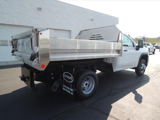 2020 GMC Sierra 3500 Regular Cab 4x4, Monroe Dump Body #LTT10X22 - photo 1
