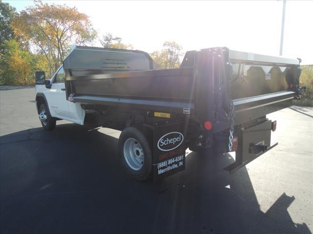 2020 GMC Sierra 3500 Regular Cab 4x4, Monroe MTE-Zee Dump Body #LTT10X63 - photo 6
