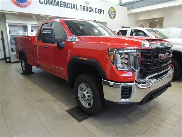 2020 GMC Sierra 2500 Double Cab RWD, Monroe MSS II Service Body #LTT856 - photo 1