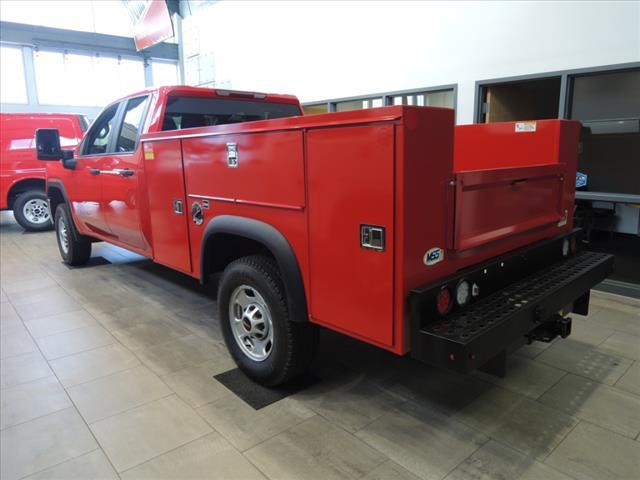 2020 GMC Sierra 2500 Double Cab RWD, Monroe MSS II Service Body #LTT856 - photo 5
