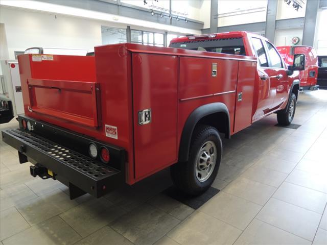 2020 GMC Sierra 2500 Double Cab RWD, Monroe MSS II Service Body #LTT856 - photo 2