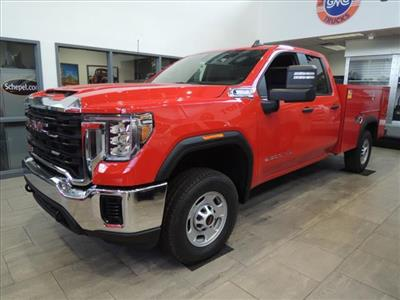 2020 GMC Sierra 2500 Double Cab RWD, Monroe MSS II Service Body #LTT856 - photo 4