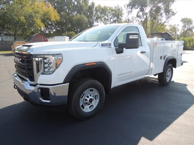 2020 GMC Sierra 2500 Regular Cab 4x2, Monroe MSS II Service Body #LTT932 - photo 4