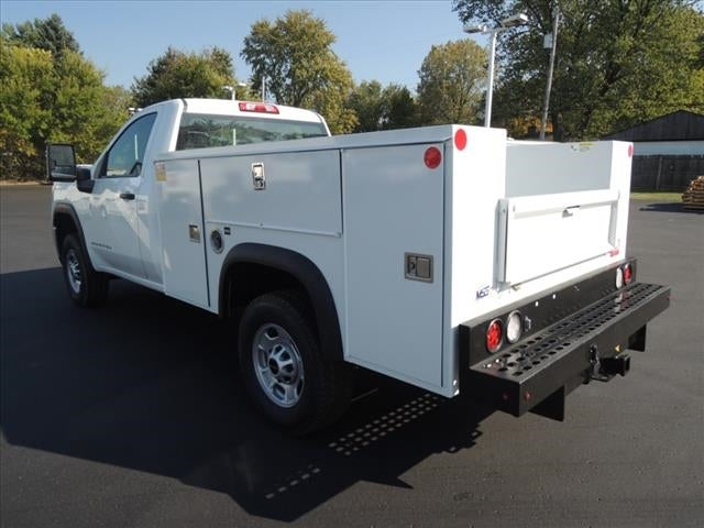 2020 GMC Sierra 2500 Regular Cab 4x2, Monroe MSS II Service Body #LTT932 - photo 6
