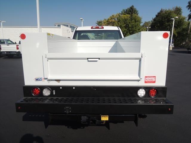 2020 GMC Sierra 2500 Regular Cab 4x2, Monroe MSS II Service Body #LTT932 - photo 7