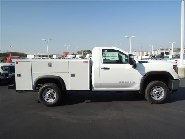2020 GMC Sierra 2500 Regular Cab 4x2, Monroe MSS II Service Body #LTT932 - photo 8