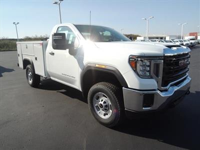 2020 GMC Sierra 2500 Regular Cab 4x2, Monroe MSS II Service Body #LTT932 - photo 1